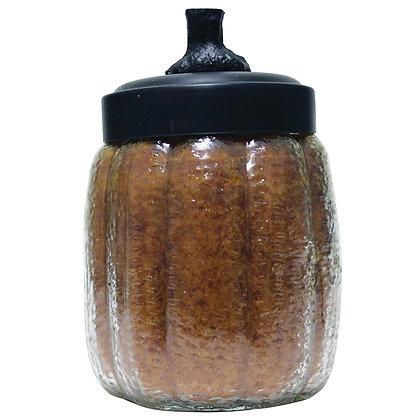 Papa's Pumpkin Pie Pumpkin Jar Candle 15 Ounce