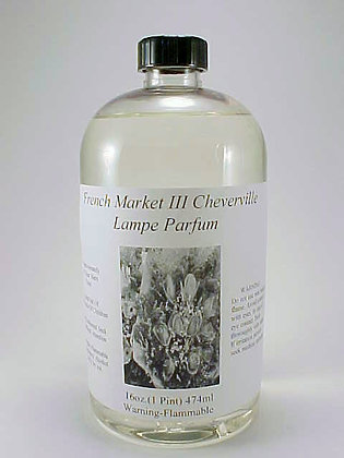MARKET III CHEVERVILLE LAMPE PARFUM