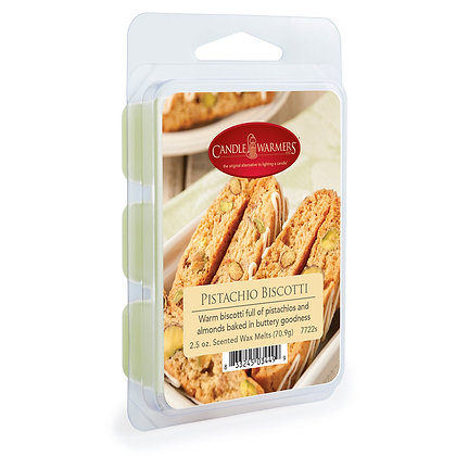 Pistachio Biscotti Melts 2.5 Oz
