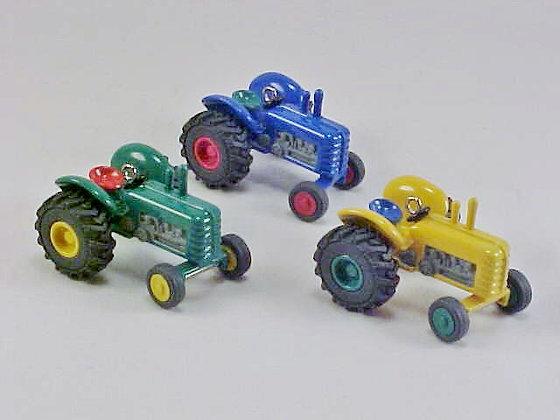 Antique Tractors Set Limited Hallmark