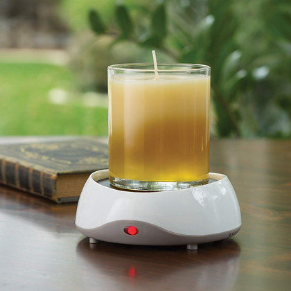 Auto Shut Off Original Candle Plate Warmer For Jar Candles