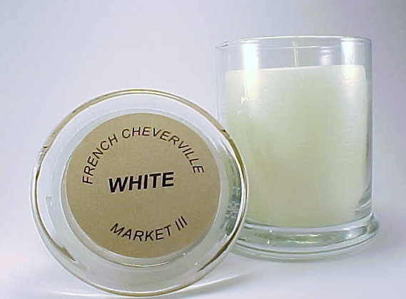 MARKET III WHITE STATUS JAR