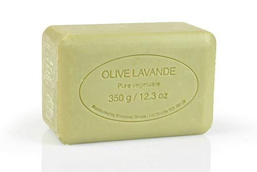 OLIVE OIL & LAVENDER  350G 8.8 OZ