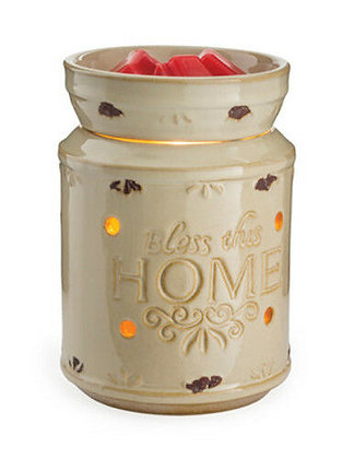 Bless This Home French Country Illumination Melter