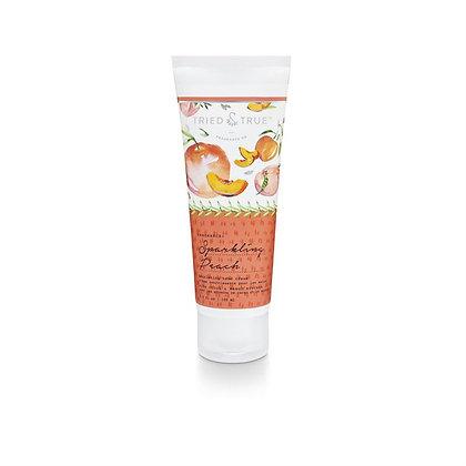 Tried & True Sparkling Peach Hand Cream 3.5 Ounce