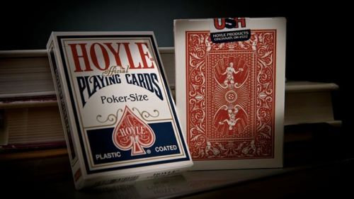 1 Deck Hoyle Poker Playing Cards