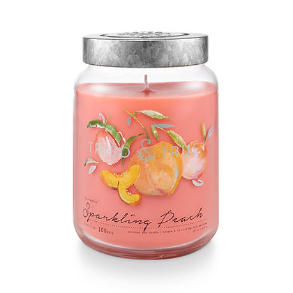 Sparkling Peach 22 Ounce