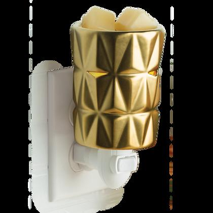 Gold Facets Plug In Melter