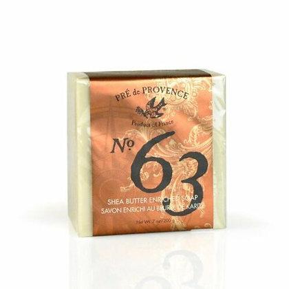 """Men""""s Bar Soap No 63"""