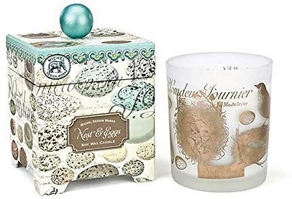 Nest & Eggs 14 Ounce Keepsake Box Candle