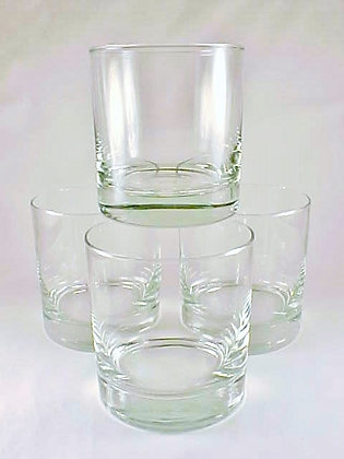 CLEAR CANDLE CUP 8OZ