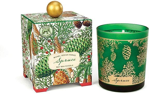 Spruce 14 Ounce Keepsake Box Candle