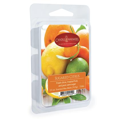 Sugared Citrus Melts 2.5 Oz