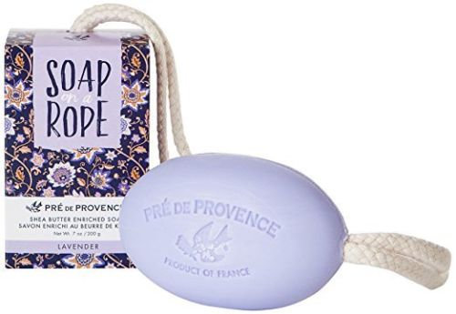 Lavender Soap On A Rope 200g/7oz
