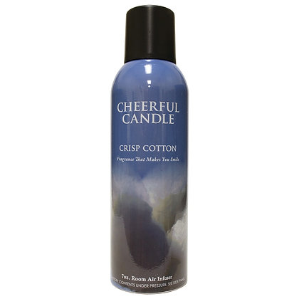 Crisp Cotton 7 Oz Aerosol Spray Mist