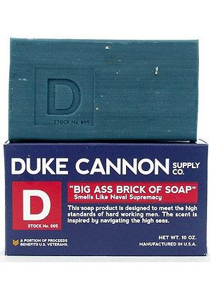 Duke Cannon Naval Supremacy Soap 10 Oz