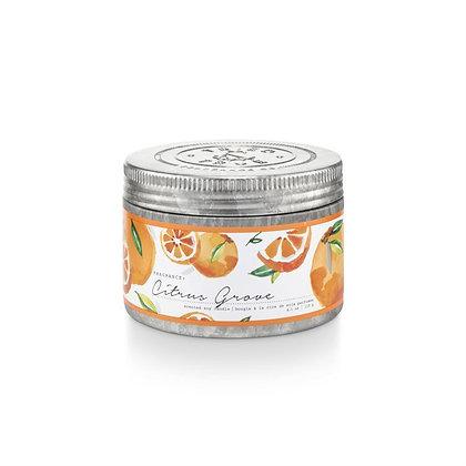 Citrus Grove 4oz Soy Wax Candle Tin