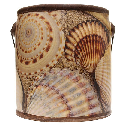 Shells Candle 20oz  Day Spa Scent