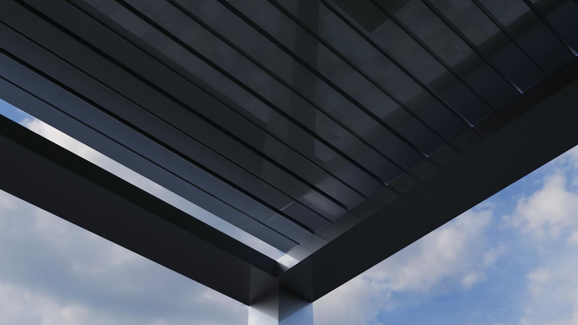 Louvered.roof.pergola