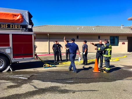 Firefighter 1 Testing