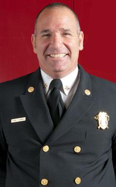 Chief John Heilmann