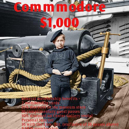 Commodore Museum Membership
