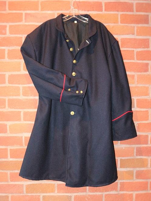 Marine Long Coat