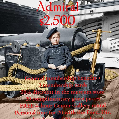 Admiral Museum Membership