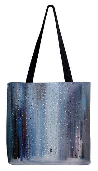 """Melody of the Rain"" Tote Bag"