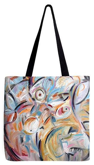 """New Life"" Tote Bag"