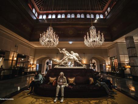 Book Beats: Hotel Arcadia
