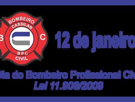 Dia do Bombeiro Profissional Civil
