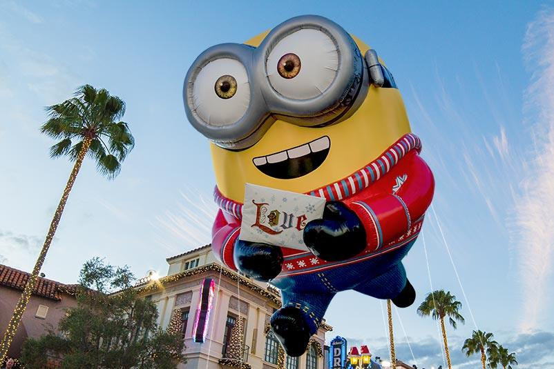 Universal's Holiday Parade featuring Macy's: