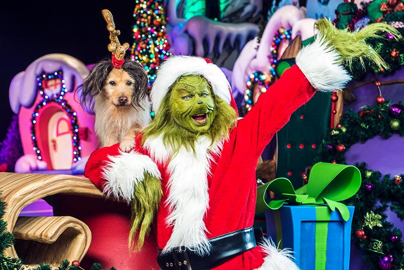 The Grinchmas Who-liday Spectacular