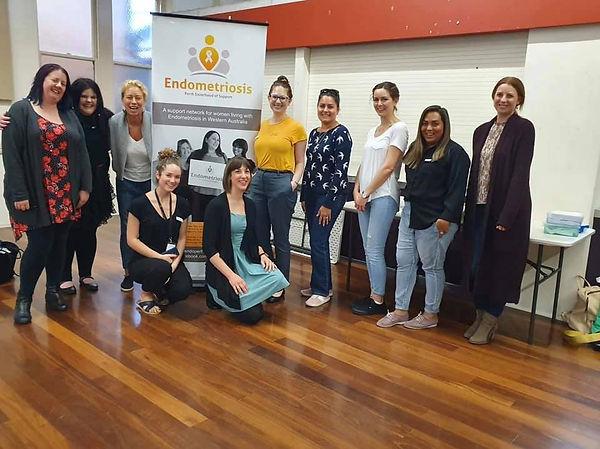 2019 Endometriosis _ Nutrition workshop.
