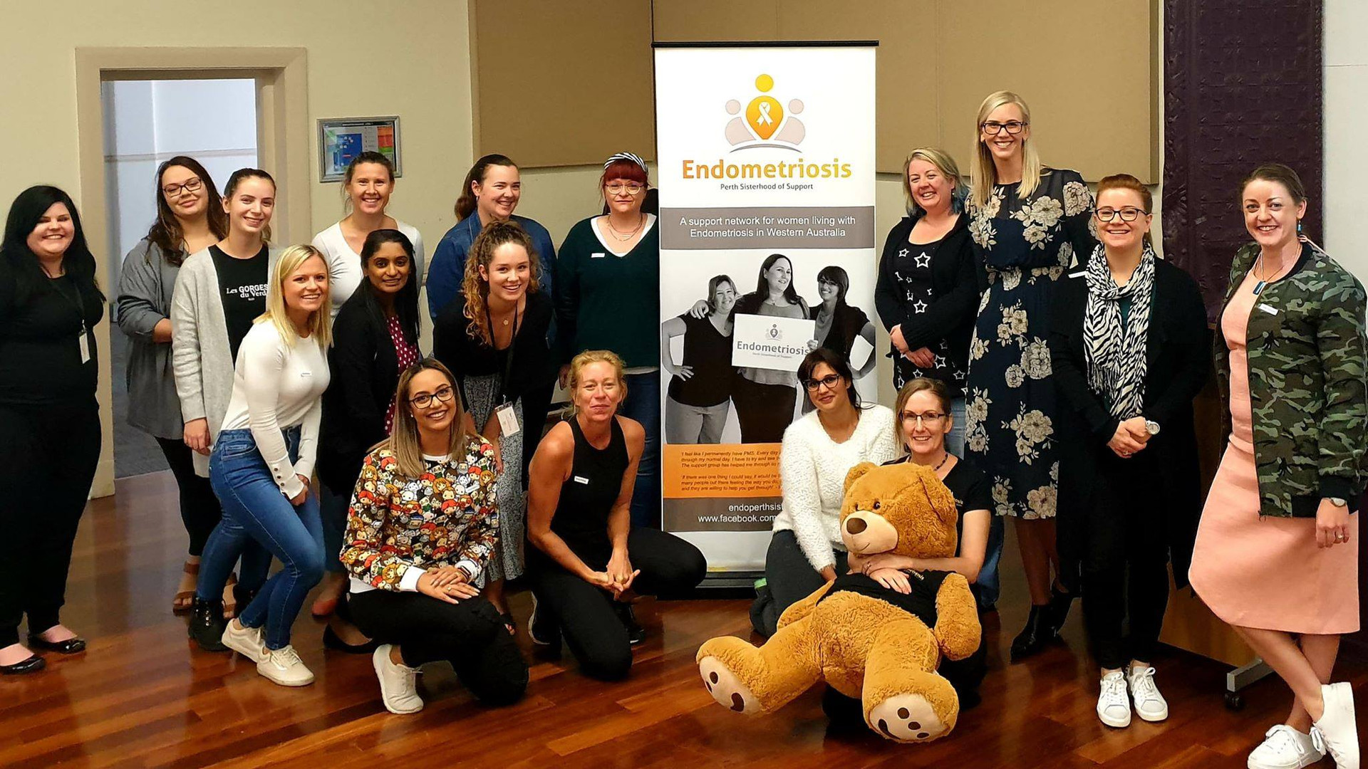 Endometriosis Perth Sisterhood of Support