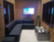 sala de television hotel caldas plaza.jp
