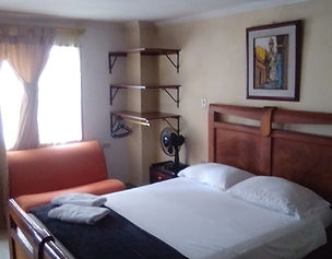 habitacion doble hotel caldas plaza hote