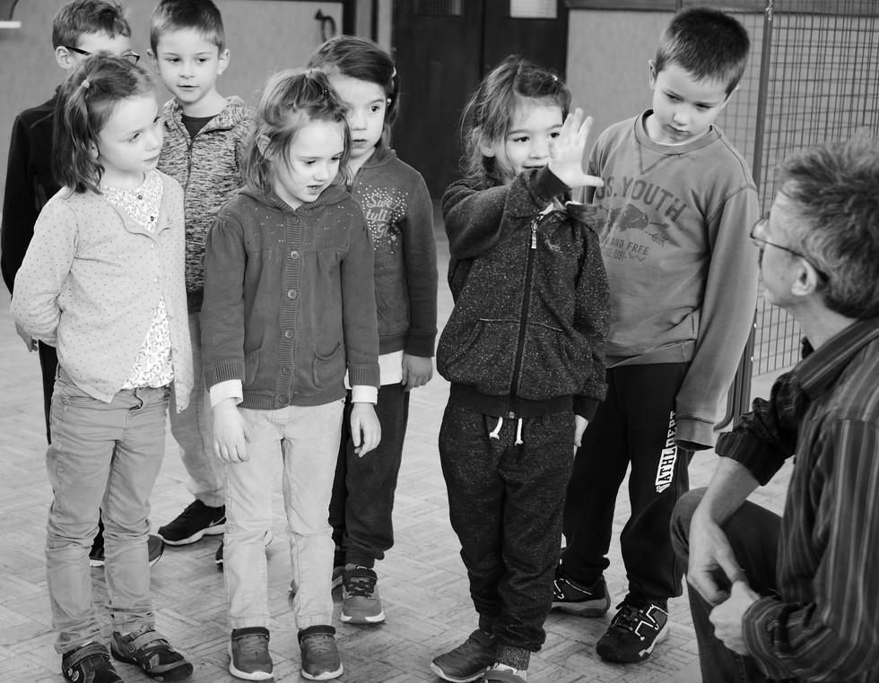 Ecole Maternelle - Saint Aubin le Cauf