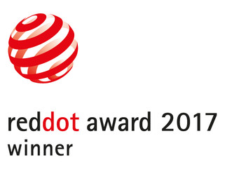 The OVAL won two of the world's three main design awards, the iF Design Award 2017 and red dot desig