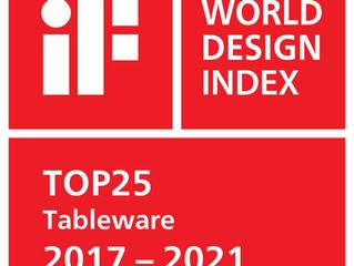 世界三大デザイン賞のiFデザイン賞が選ぶ 世界トップ25 デザイン社(部門別)に カロッツェリア・カワイ社が選ばれる。