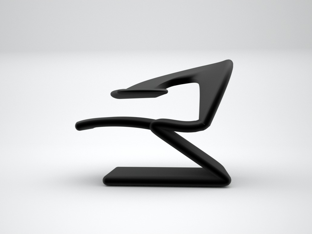 Hatena Chair/Adjustable desk & chair