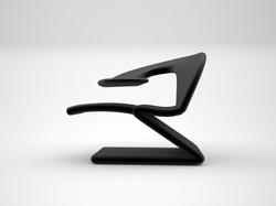 Hatena Chair/Adjustable desk & chair