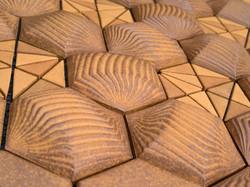 ASCENTIO TERACATTA/ Interior tile