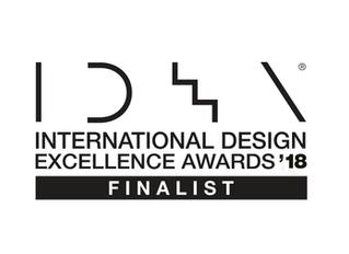 世界初のカーボン製無水調理鍋、「OVAL」 世界三大デザイン賞の一画 アメリカデザイン賞 IDEA 2018 FINALIST を 受賞。世界三大デザイン賞 のグランドスラム(完全制覇)を達成。