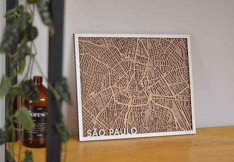 Mapa - São Paulo