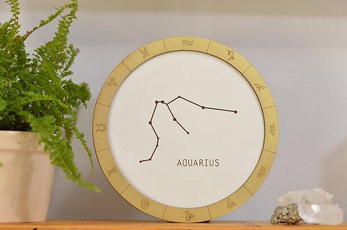 Constelação - Aquário