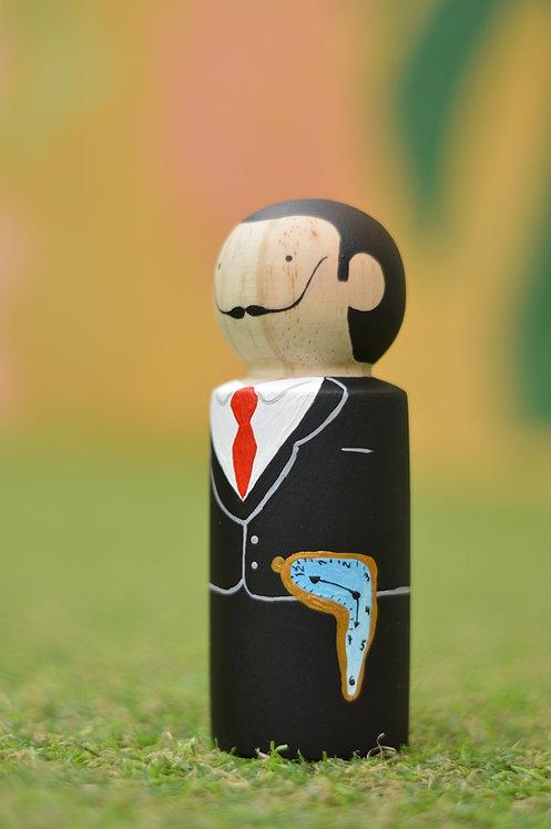 Dalí - Pegdoll