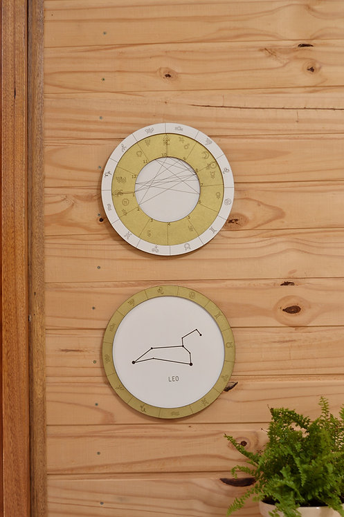 Kit - Mapa astral e constelação