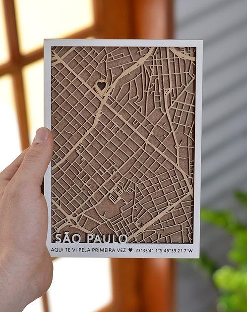 Mapa 15x21cm